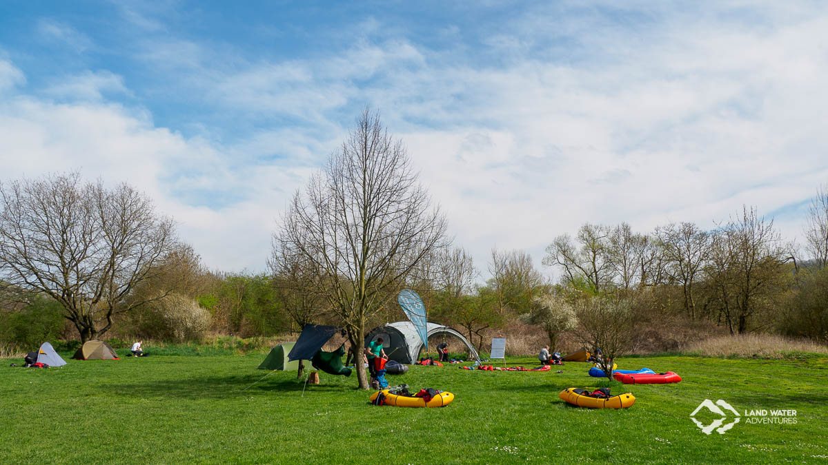 Multiday Packrafting Kurse Hunsrück